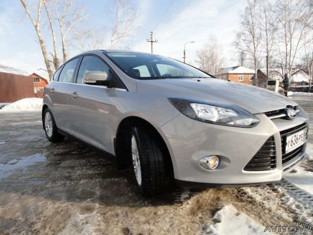 Фото - Ford Focus