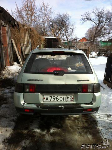 Фото - ВАЗ 2111