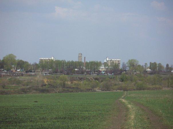 Ряжский элеватор (база),май 2006